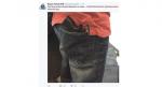 Hvor dum kan man være: Fyr tager sin iPhone i pistolcover med i lufthavn