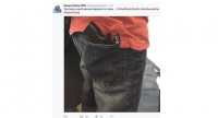 pistol i lufthavn