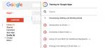 Træning i Google Apps er nu klar