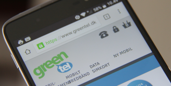 greentel billig mobilabonnement