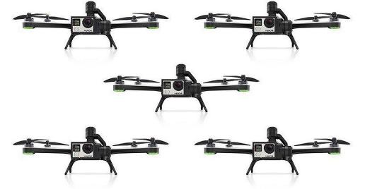 Gartner: 3 millioner solgte droner i 2017
