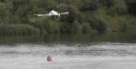 Droner vil sikre færre drukneulykker i fremtiden – de første øvelser lover godt