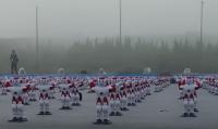 robot synkron dans rekord