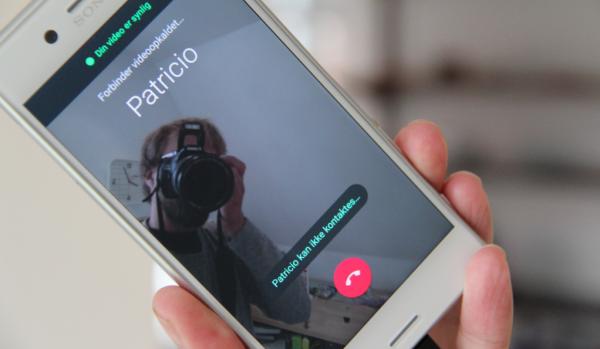 Google Duo testet: Utrolig simpel app til videochat til Android og iOS