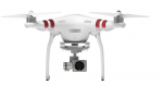 DJI Phantom 3 kan styres med iPhone eller Android-mobil