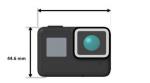GoPro Hero 5 – action kamera med touch-skærm som du kan dykke med