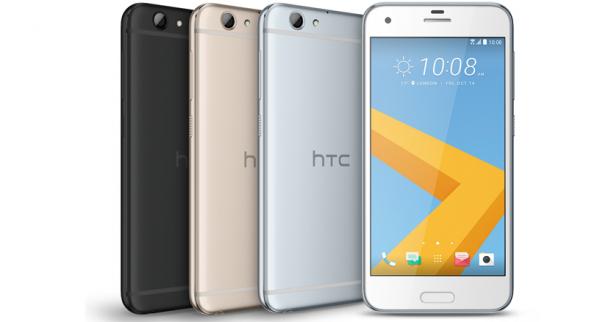 htc one a9s pris lancering funktioner