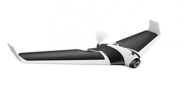 Parrot Disco kan flyve med 80 km/t og kan opleves med first person view-briller