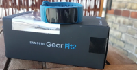 samsung gear fit 2 test video