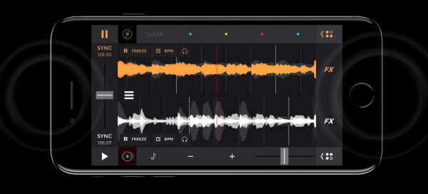 iphone 7 stereo højtalere