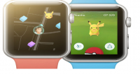 pokemon go apple watch android wear
