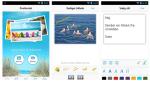 Danskerne sendte over 100.000 digitale postkort i sommer med Post Danmarks postkort-app