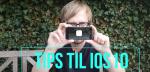 Video: Tips og tricks til iOS 10