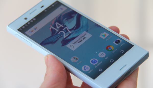 sony xperia x compact test pris 3