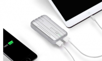 fast charge powerbank lynopladning