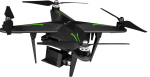 Billig drone: Xiro Xplorer G til GoPro kamera
