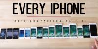 alle iphones benchmarktest