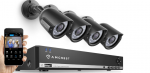Amcrest 960H Video Security System – godt overvågningssystem til prisen