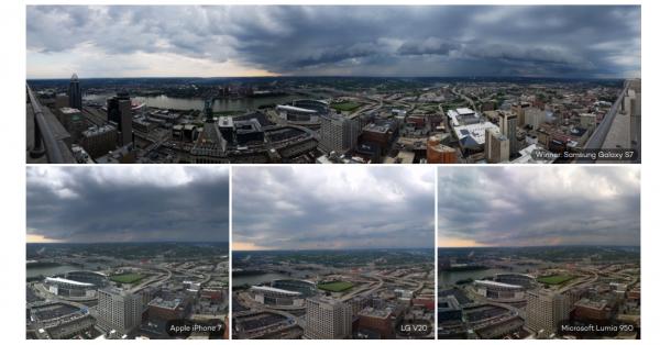 Blindtest mellem kameraerne i iPhone 7 og Galaxy S7 – hvilken vinder?