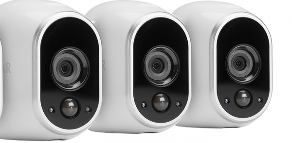 Arlo Smart Home Security Camera System