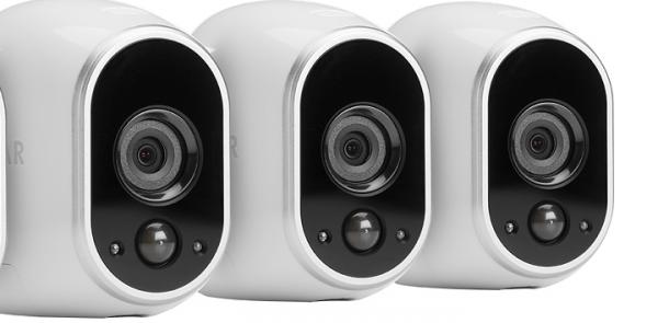 Vandtæt overvågningskamera med HD-billeder og natoptagelser