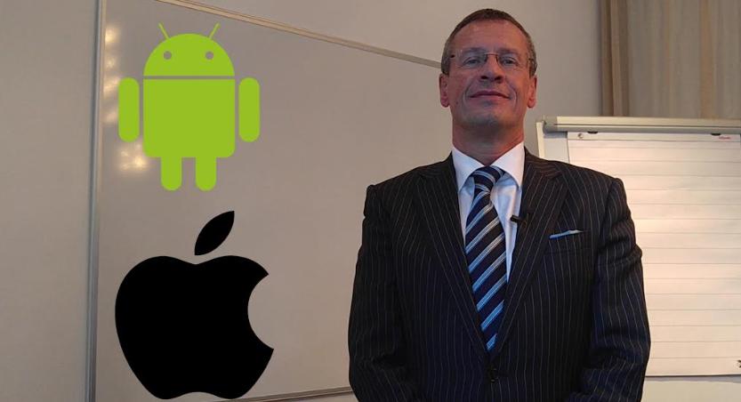 Har iOS højere sikkerhed end Android? Her er forskellene