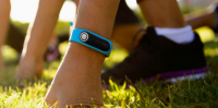 tomtom touch fitness tracker test pris