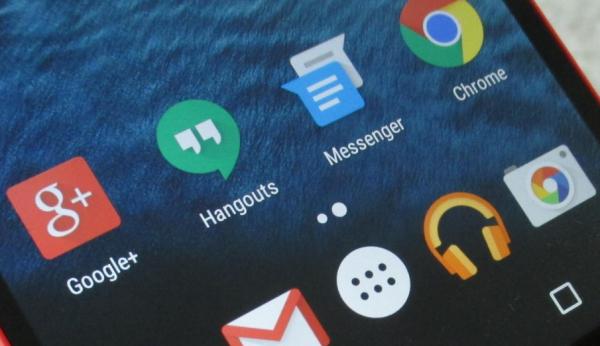 preinstalleret google apps