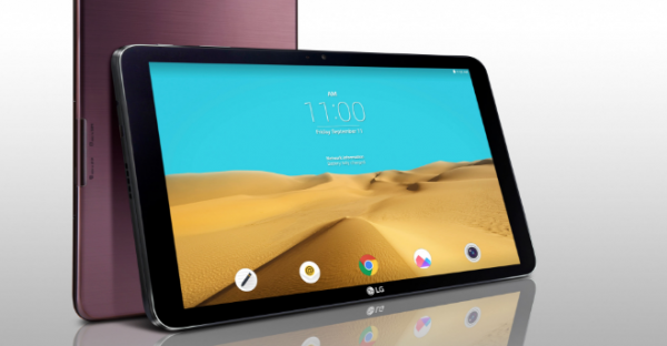 LG G Pad III 10.1 tablet android pris