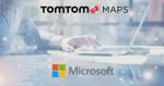Microsoft og TomTom i nyt partnerskab om smarte kort og mobilitet
