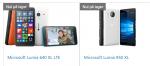 Microsoft har stoppet salget af Lumia-telefonerne