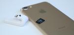 Sådan bruger du hukommelseskort på iPhone