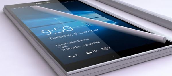 Microsoft Surface Phone kan snart være klar i tre varianter