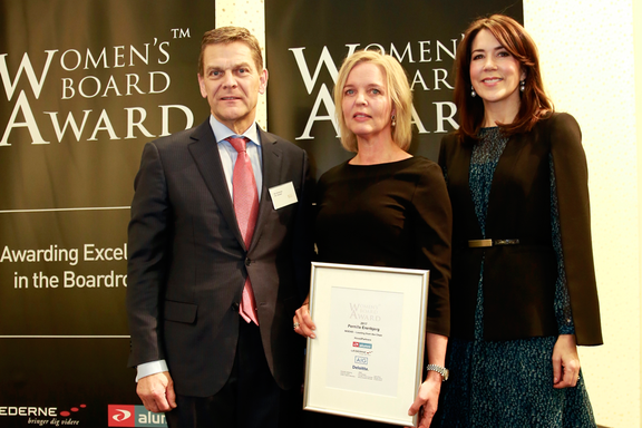 Pernille Erenbjerg årets kvindelige bestyrelsestalent
