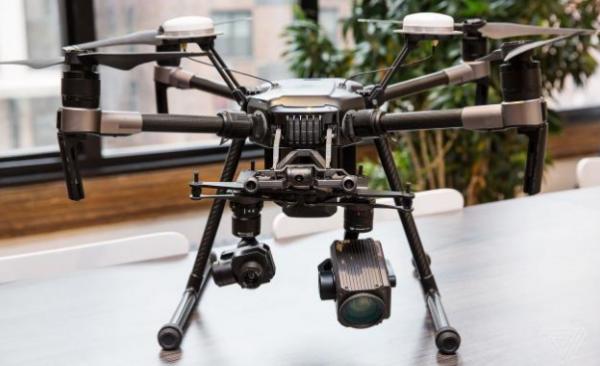 dji drone robust