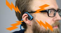 Aftershokz Trakz Titanium bluetooth headset