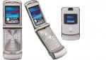 Foldbar Motorola RAZR-telefon kommer snart