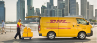 dhl huawei internet of things