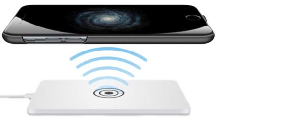 qi wireless iphone apple