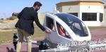 Nu bliver det vildt: Førerløse taxa droner snart klar i Dubai