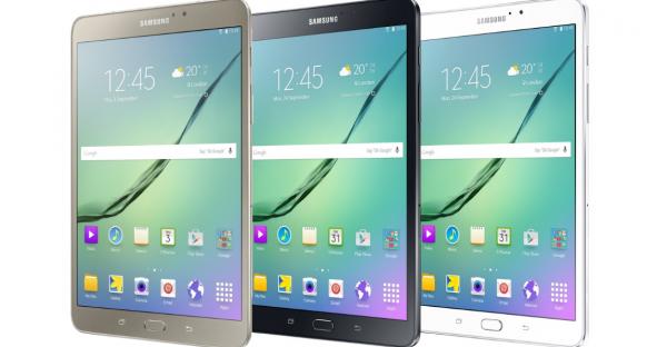 Samsung Galaxy Tab S3– Note-mobil i kæmpe format
