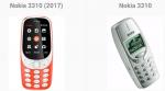 Forskelle på Nokia 3310 (2017) og Nokia 3310 (2000)