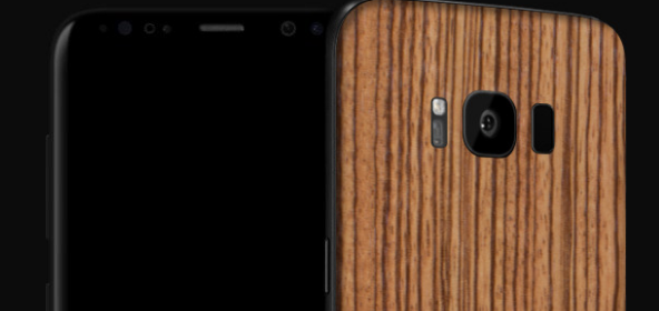 Her er dbrands Samsung Galaxy S8 og S8+ skin