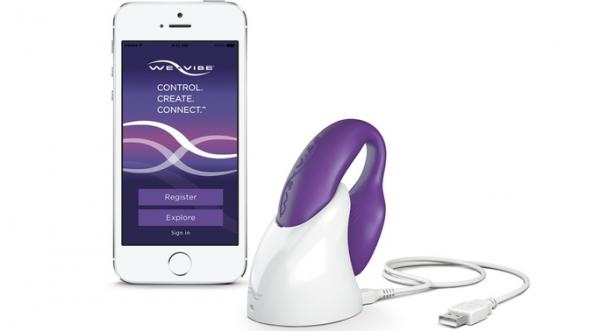 vibrator sexlegetøj We-Vibe 4 Plus