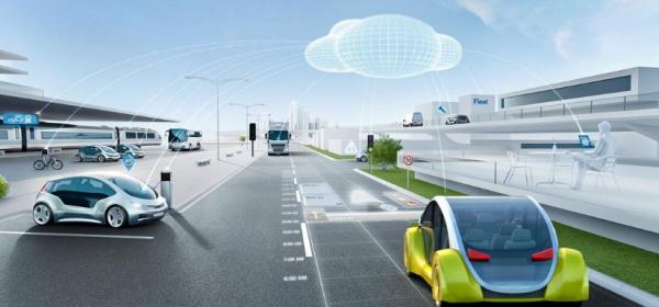 Bosch Automotive Cloud Suite: Ny platform til tjenester til opkoblede biler