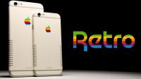 iphone 7 retro colorwave