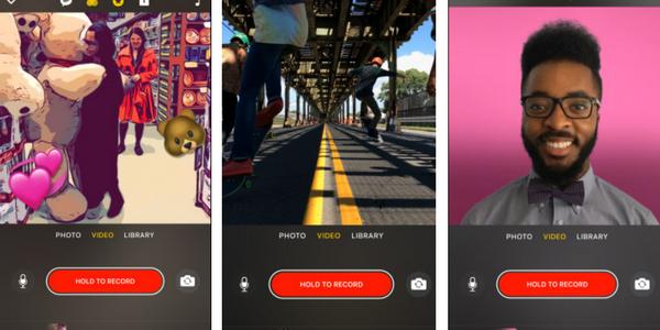 clips ios video app