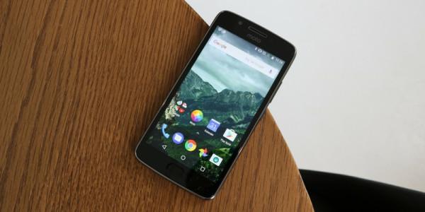Motorola moto g5 pris test