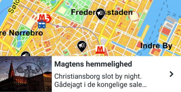 Facebook-begivenheder integreres i Krak