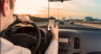 brug mobil i bil